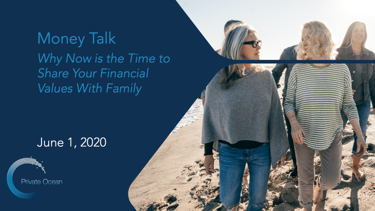 Share Your Financial Values With Your Family