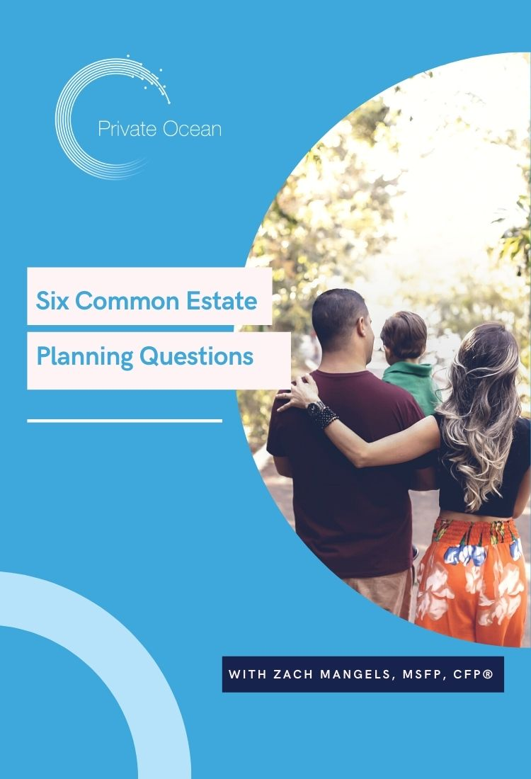 Six Common Estate Planning